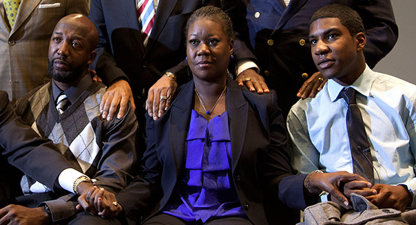 Trayvon Martin's Parents React To Charges Against George Zimmerman