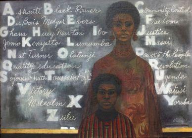 Blackboard, de Cliff Joseph (1969)