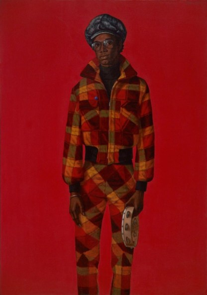 Blood (Donald Formey), de Barkley L. Hendricks (1975)