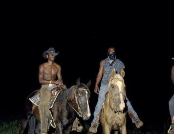 """Deana Lawson, """"Cowboys"""" – 2014"""