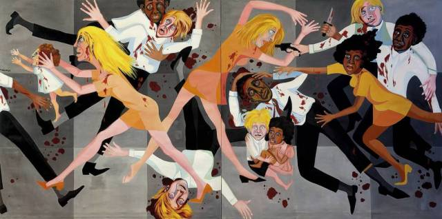 Die, de Faith Ringgold (1967)