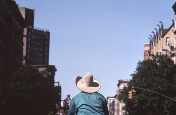 Ron Tarver, Concrete Canyon, Harlem, 1993.