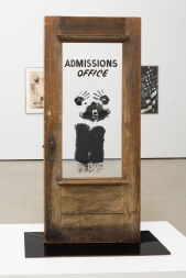 The Door, de David Hammons (1969)