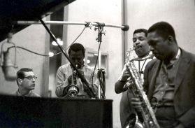 Kind of Blue session, 1959