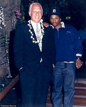 Jerry Heller y Eazy E