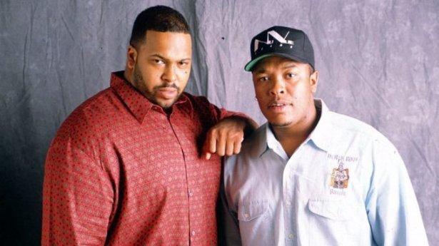 Suge Knight y Dre