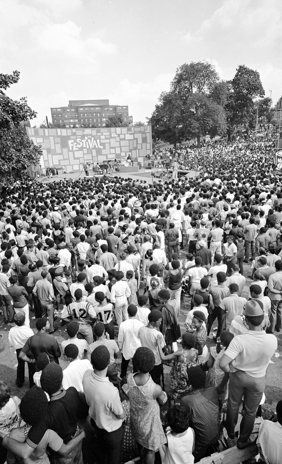 Harlem Cultural Festival 1969. Foto archivo de NYC Parks.jpg