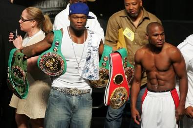 50 Cent Floyd & Mayweather