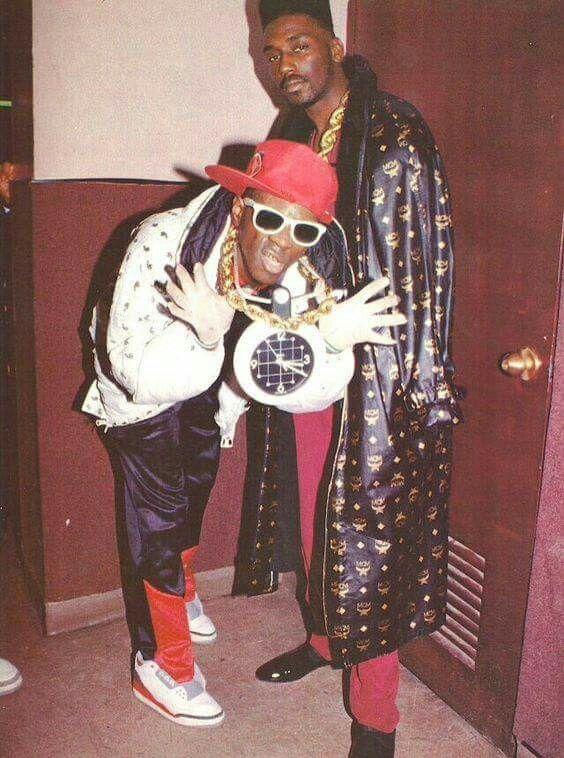 Big Daddy Kane y Flavor Flav