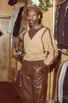 Dapper Dan en los 80s