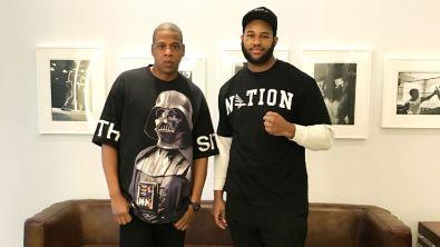 Darmani Rock & Jay Z