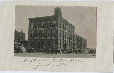 Neptune Meter Company Factory